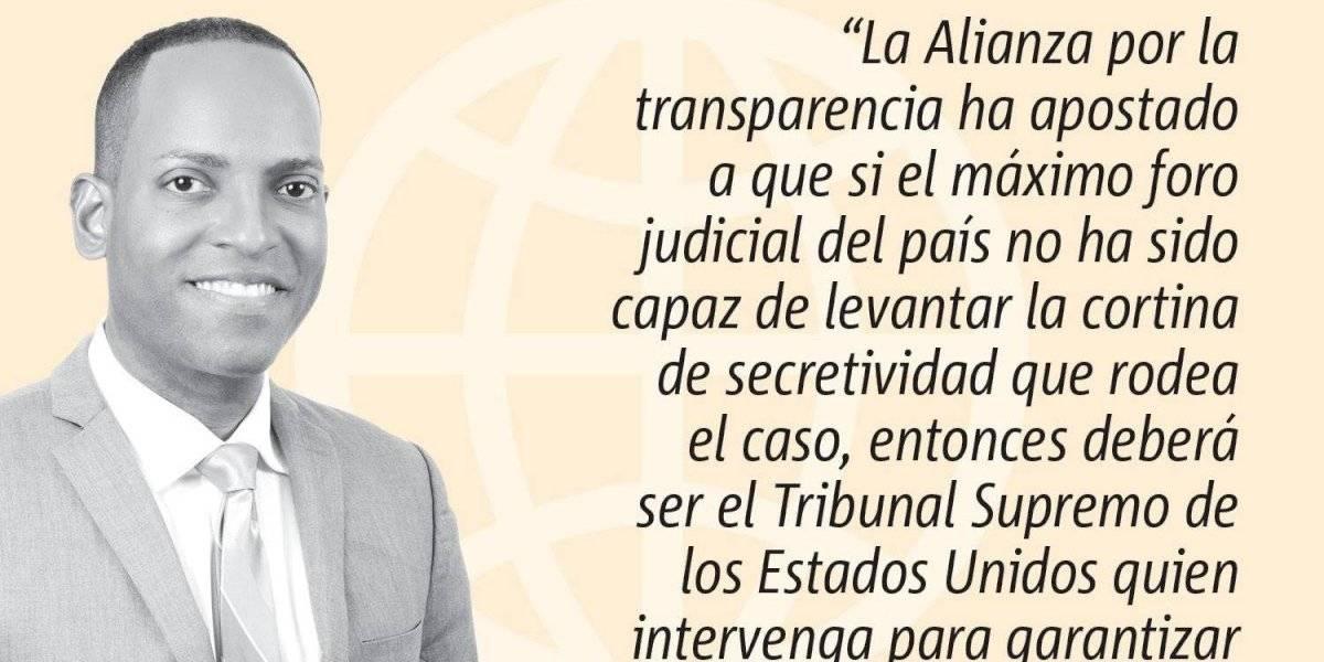 """Opinión de Julio Rivera Saniel: Andrea y ese """"secreteo"""" que nadie entiende"""