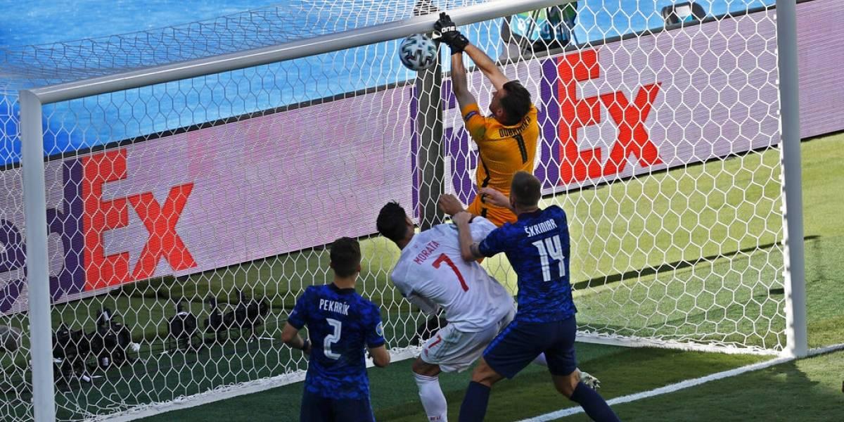 España arrasa con Eslovaquia y avanza en la Eurocopa 2020