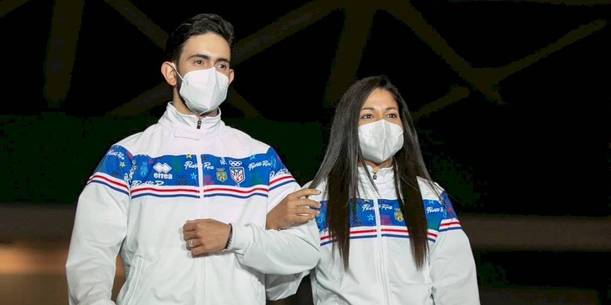 Así vestirá la delegación olímpica de Puerto Rico a Tokio