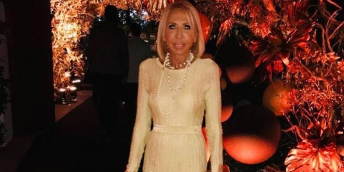 Laura Bozzo envió mensaje a quienes le dicen 'la momia Spears'
