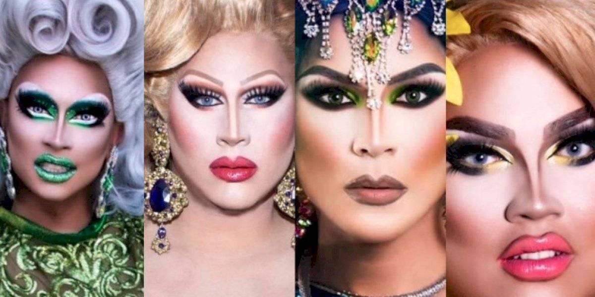 Los 'drag shows' llegan a espacios más diversos