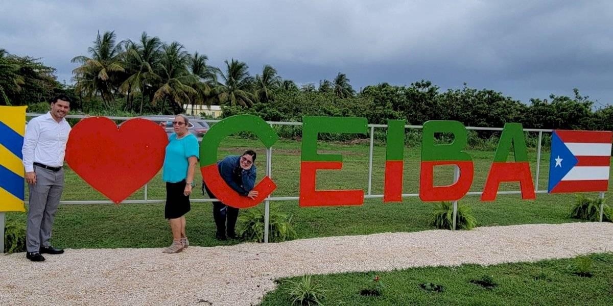 Inauguran nueva atracción turística en Ceiba