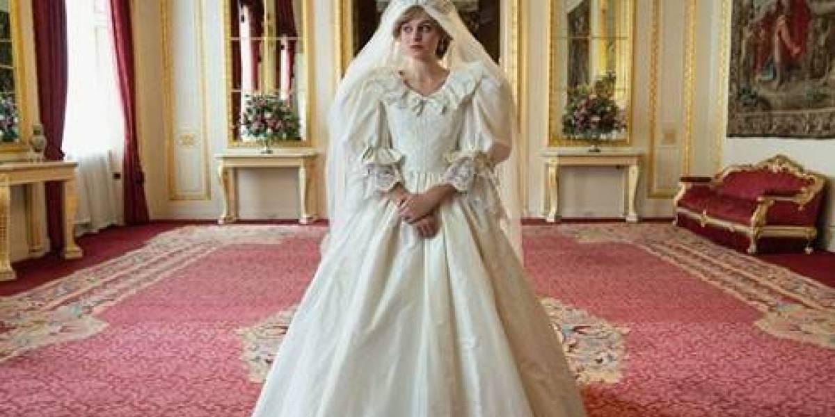 La escena que puso en riesgo la vida de Emma Corrin en The Crown