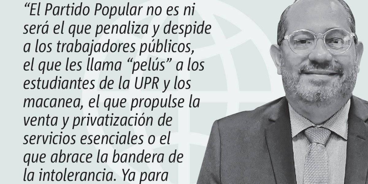 """Opinión de José """"Cheito"""" Rivera: PPD de frente a su futuro"""