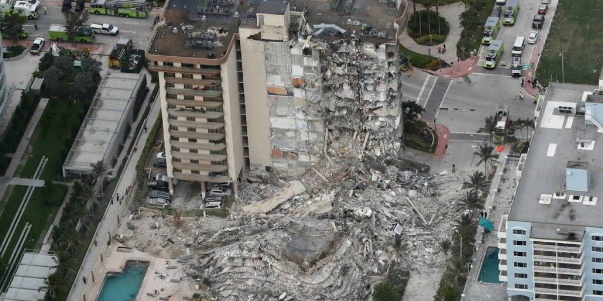 Confirman tercer puertorriqueño fallecido en colapso de edificio en Miami