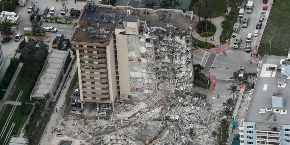 Buscan inspeccionar edificios con más de 40 años en Puerto Rico tras situación en Miami