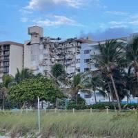 Al menos 6 boricuas entre desaparecidos en edificio colapsado en Miami