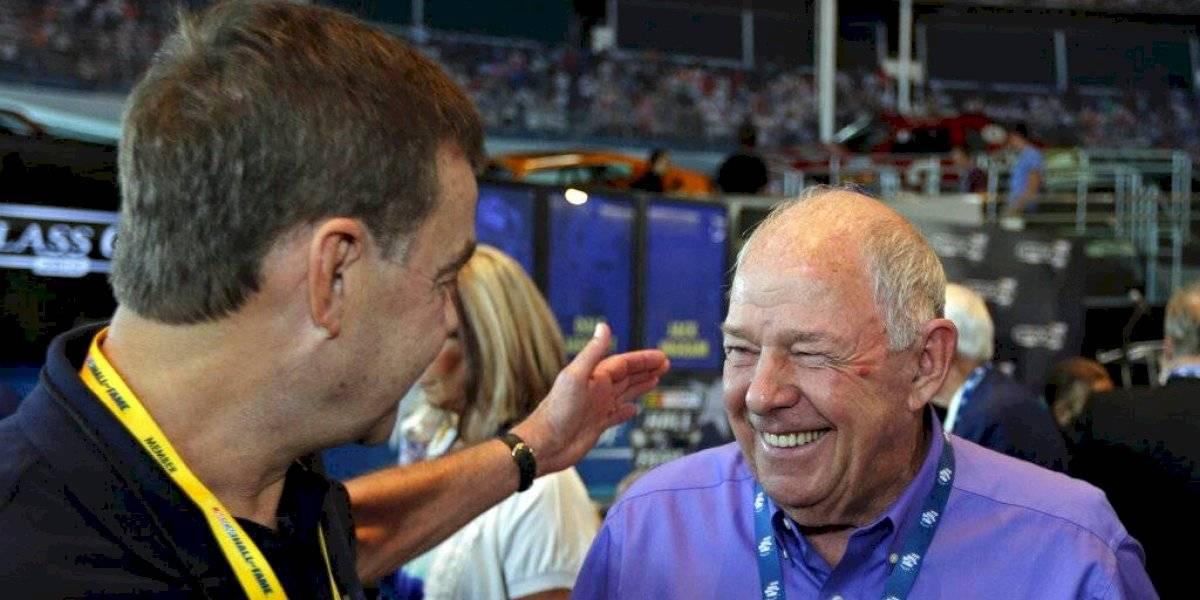 Jack Ingram, campeón de NASCAR, muere a los 84 años