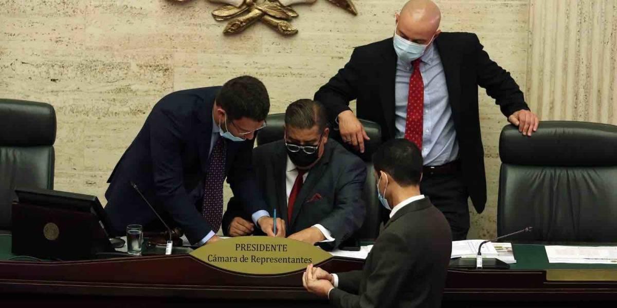 Derrotados en la Cámara de Representantes proyectos sobre equidad de género