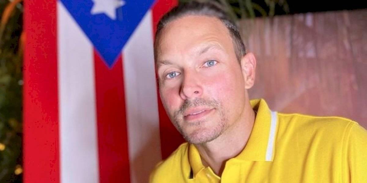 """Actor de """"Rebelde"""" se va de 'party' para la Placita de Miami"""