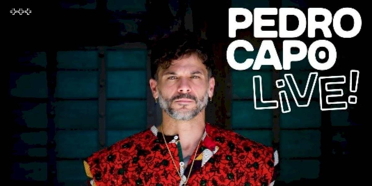 Pedro Capó se presentará en el Coca Cola Music Hall