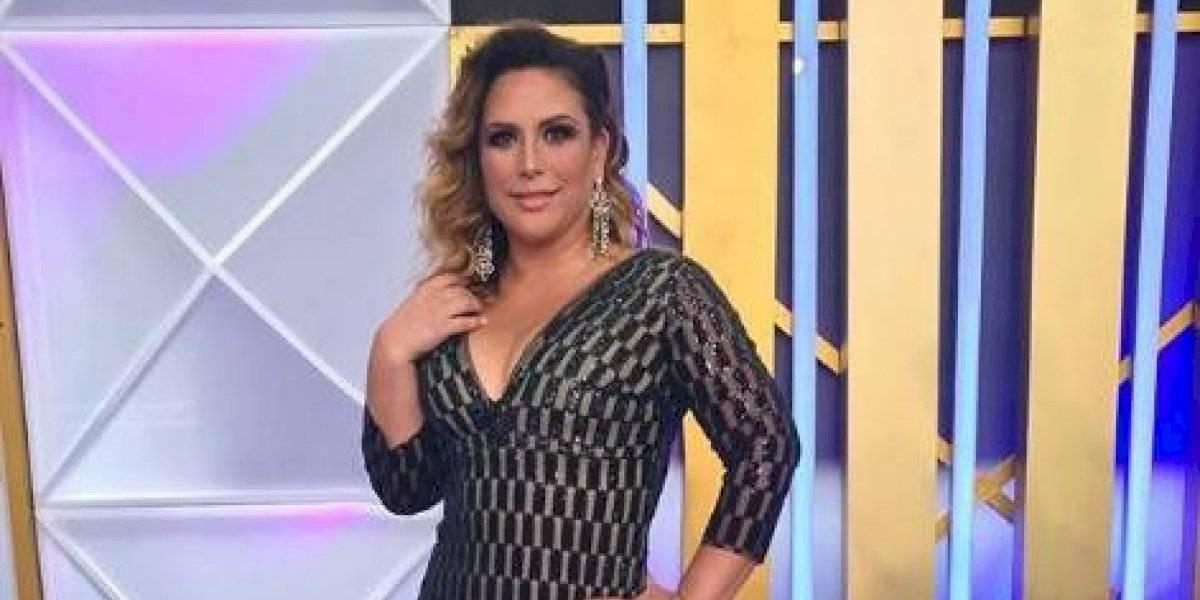 Angélica Vale, la tercera mexicana en tener su estrella en el Paseo de la Fama de Hollywood