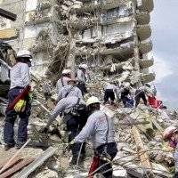 Autoridades identifican a dos víctimas adicionales del colapso de edificio en Miami