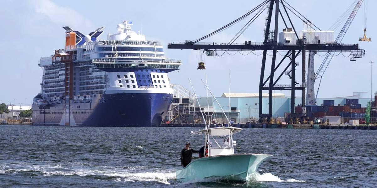 Zarpa primer crucero que parte de EEUU tras pandemia