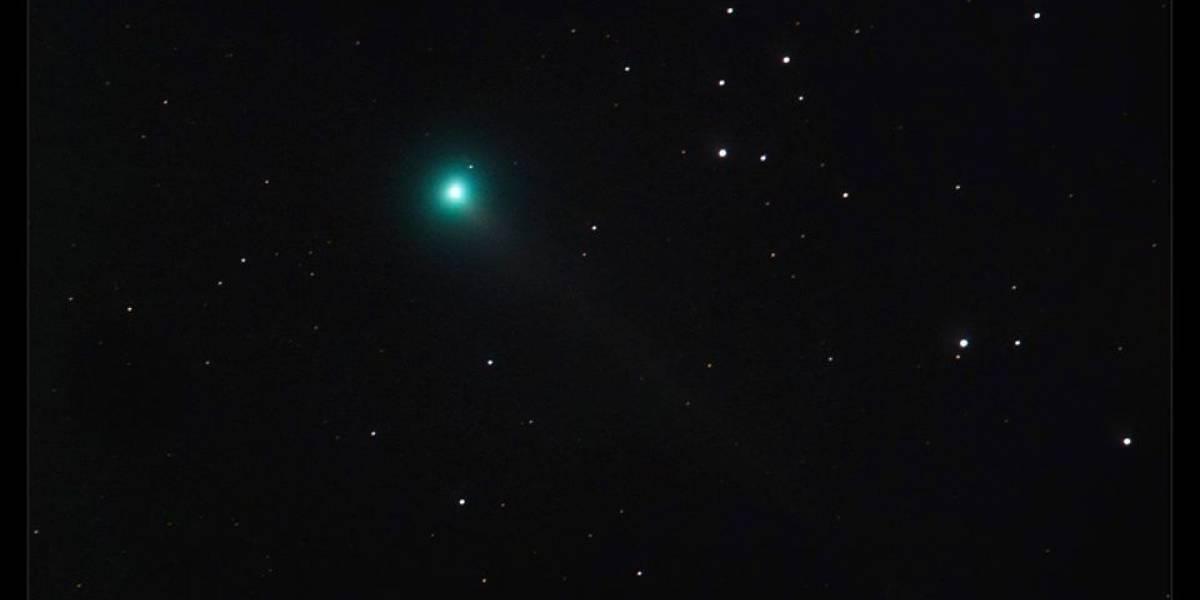 Descubren el cometa más grande detectado que viene acercándose en nuestro Sistema Solar