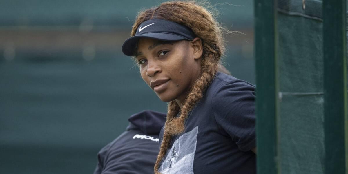Serena Williams no competirá en Tokio