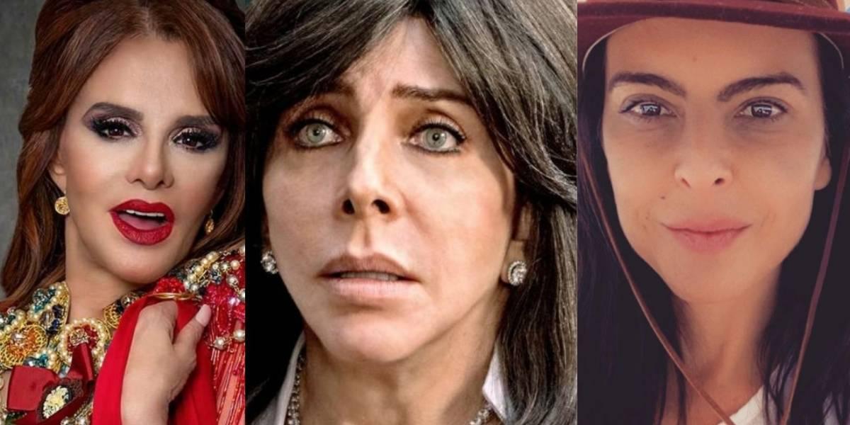 Verónica Castro, Lucía Méndez, Kate del Castillo y las artistas que han sido vetadas por Televisa