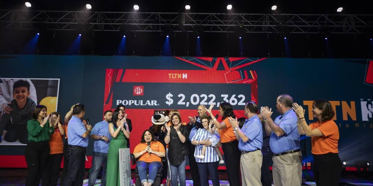SER recauda más de dos millones de dólares en su tradicional Teletón