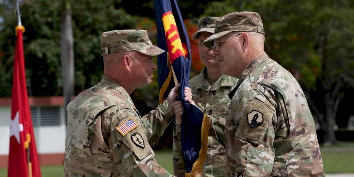 Reserva del Ejército tiene nuevo Sargento Mayor de Comando