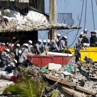 Aumenta a 10 cantidad oficial de fallecidos por colapso de condominio en Miami