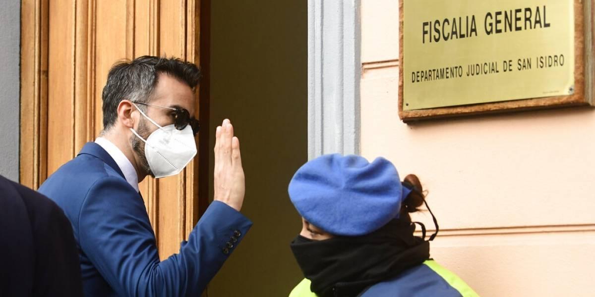 Neurocirujano imputado por muerte Maradona declara ante fiscalía