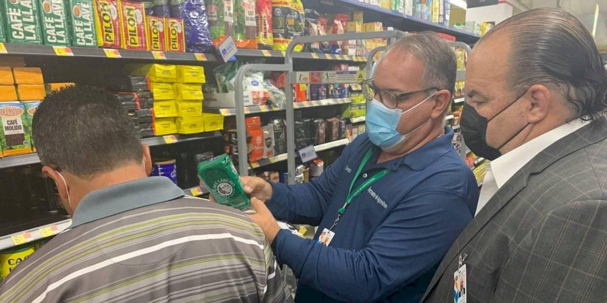 Agricultura inspecciona supermercados del área metropolitana