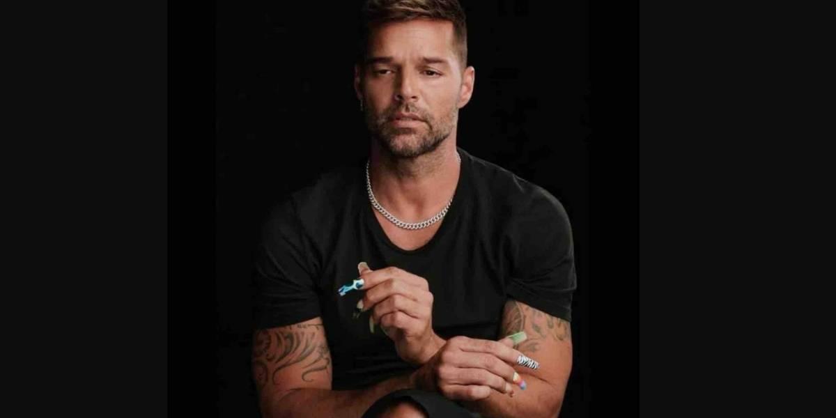 Sorprendido Ricky Martin ante expresiones despectivas tras publicar fotos sensuales junto a su esposo