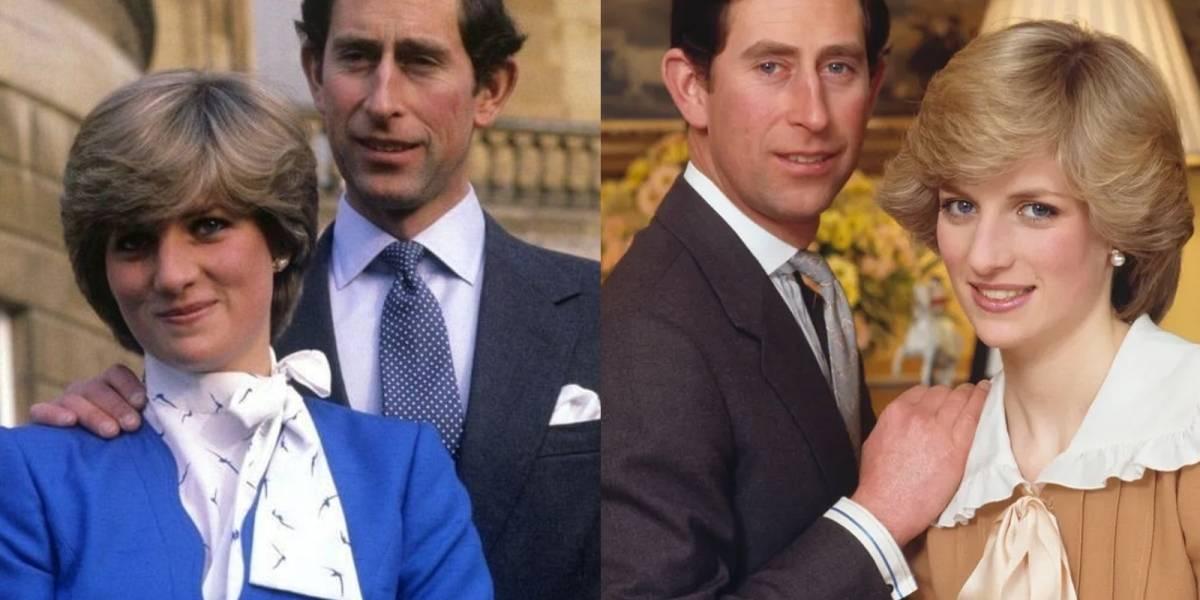 El príncipe Carlos le vuelve a dar la espalda a Lady Di: no estará en su homenaje