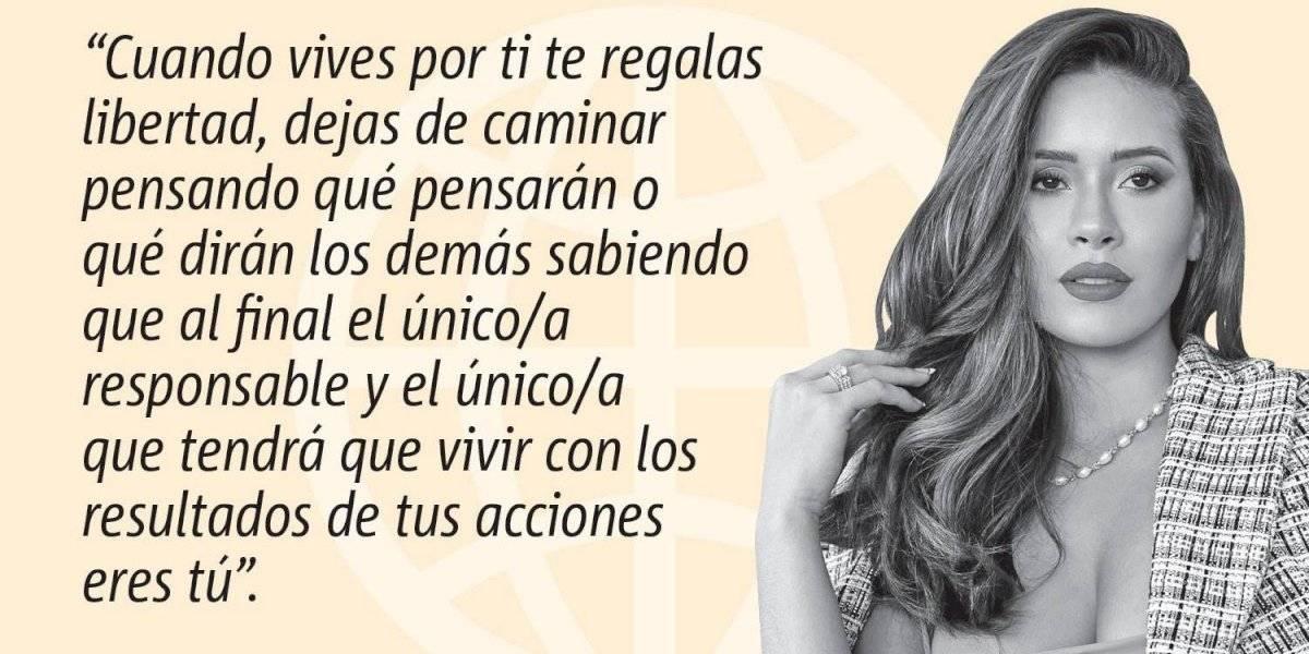 Opinión de Danna Hernández: Cuando vives por ti…