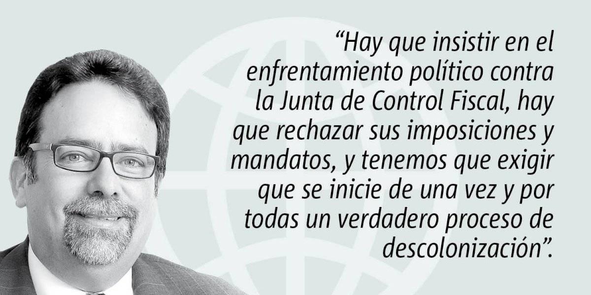 Opinión de Denis Márquez: Presupuesto colonial