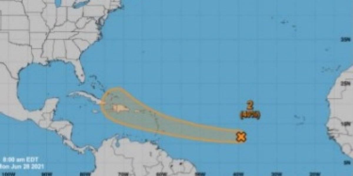 Efectos de onda tropical pueden empezar a sentirse desde el miércoles en P. R.