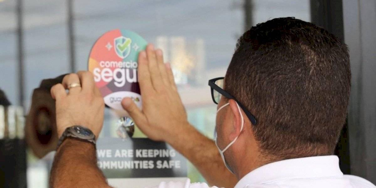 Guaynabo certifica comercios que cumplen protocolos de Salud