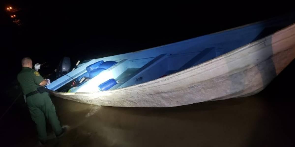Intervienen con embarcación en la que viajaban 21 hombres en Aguada