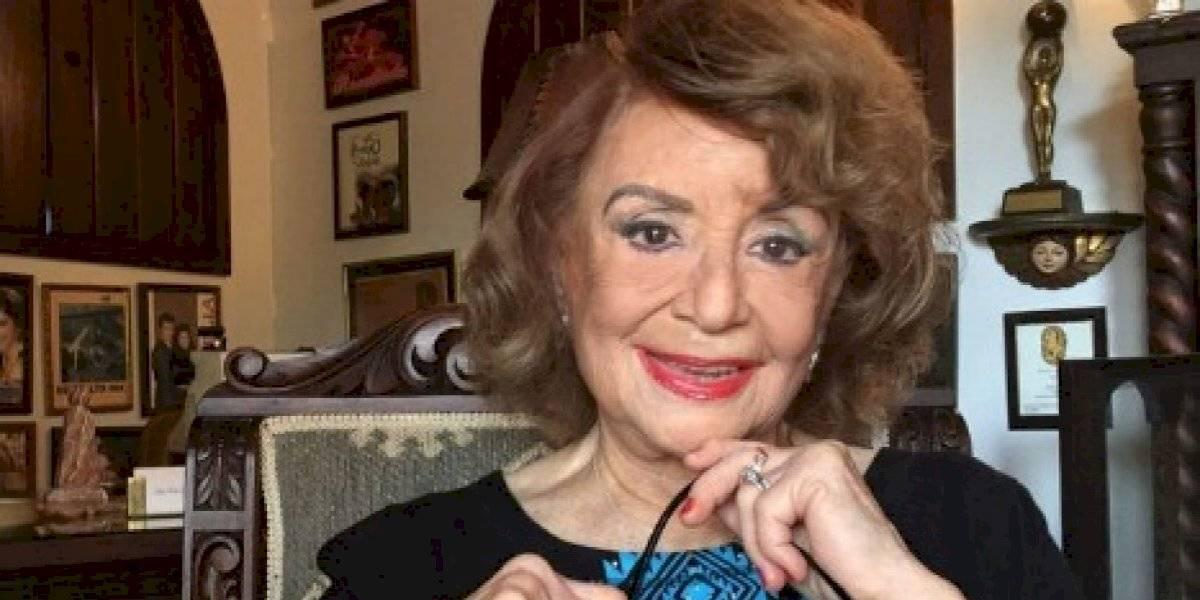 Muere la escritora cubana Delia Fiallo a los 96 años