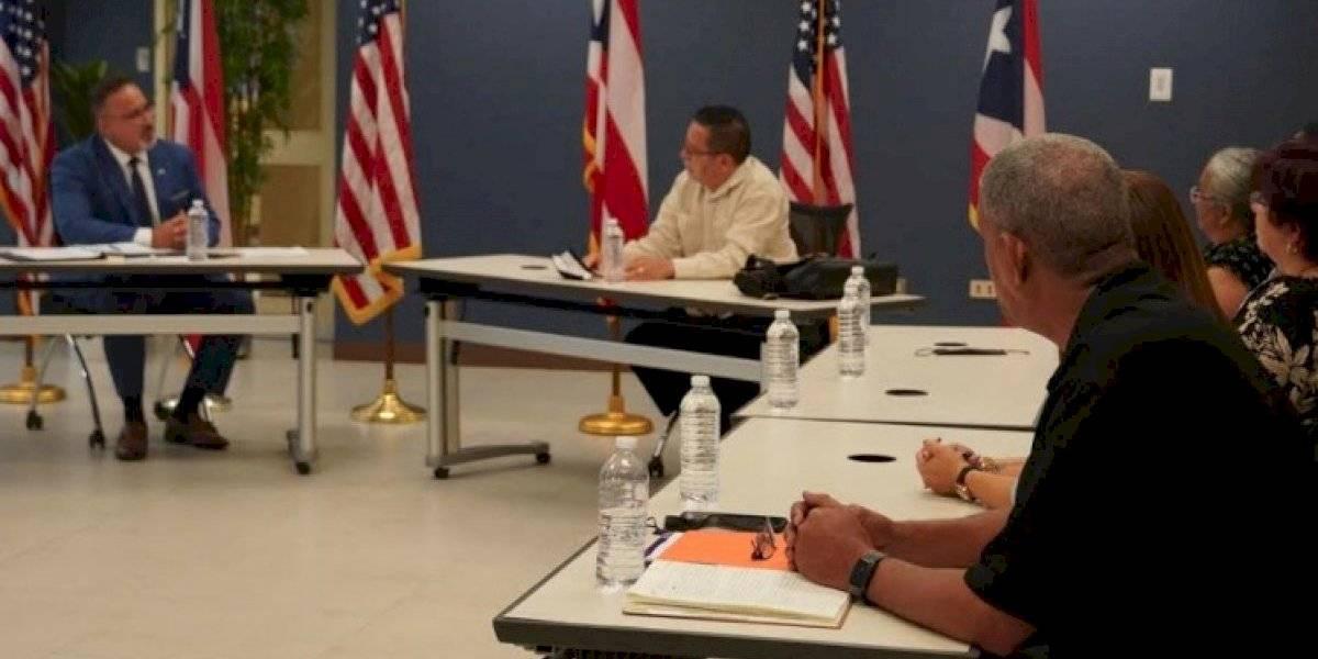 Sindicato Puertorriqueño de Trabajadores presenta reclamos al secretario de Educación de EE. UU.