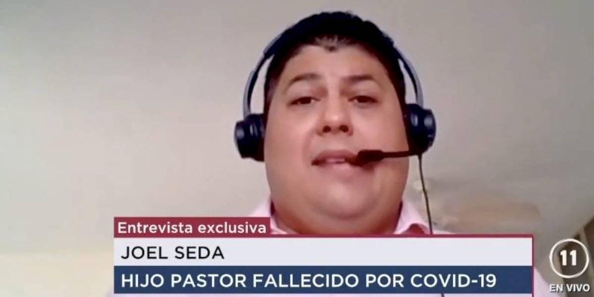 Hijo de pastor de iglesia en Mayagüez sale en su defensa tras brote de COVID