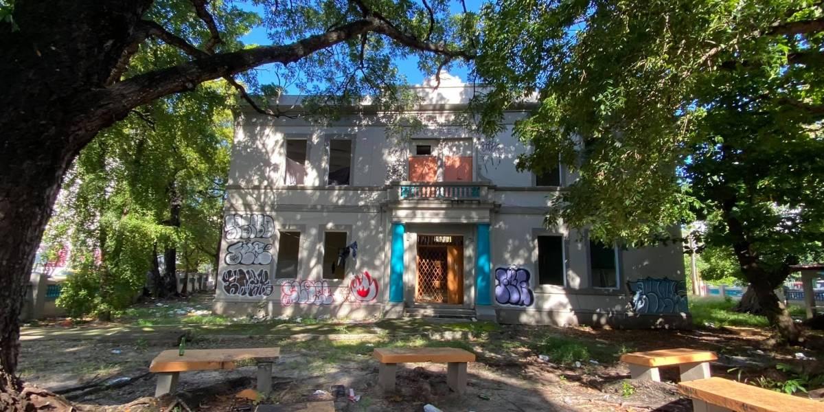Gobierno empieza proceso de venta terreno Escuela Lucchetti en la entrada del Condado