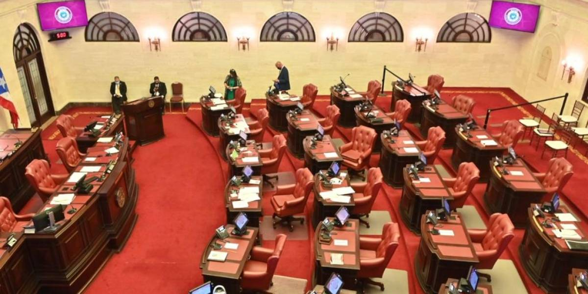 Senado deroga lenguaje que criminaliza ciertas acciones en una protesta