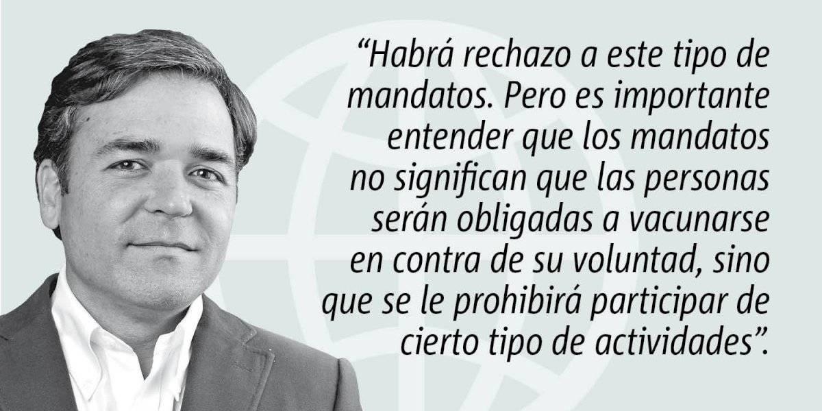 Opinión de Alejandro Figueroa: Inmunidad colectiva
