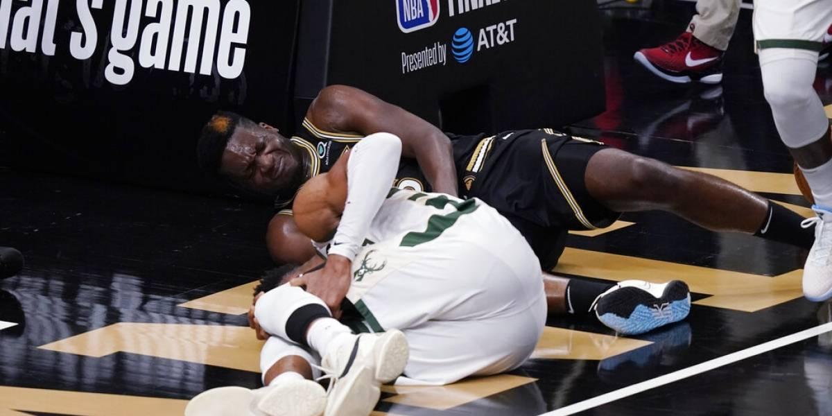 NBA: Hawks ganan 110-88 a Bucks y empatan la serie 2-2