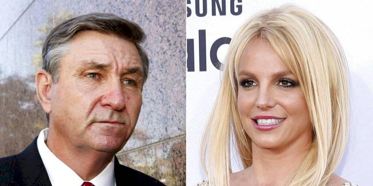 Padre de Britney Spears solicita fin de la tutela judicial