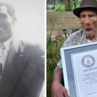 El hombre más viejo del mundo es puertorriqueño