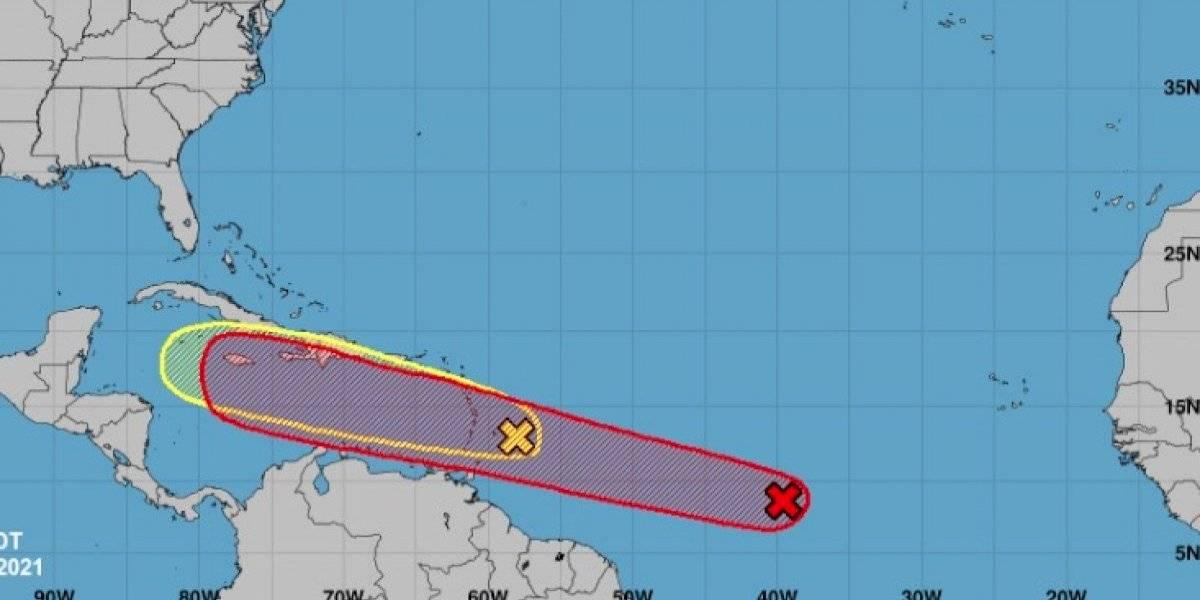 En pocas horas se sentirán efectos de onda tropical sobre Puerto Rico
