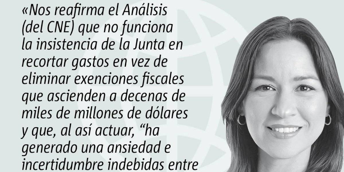 Opinión de Rosa Seguí: La Junta fracasó