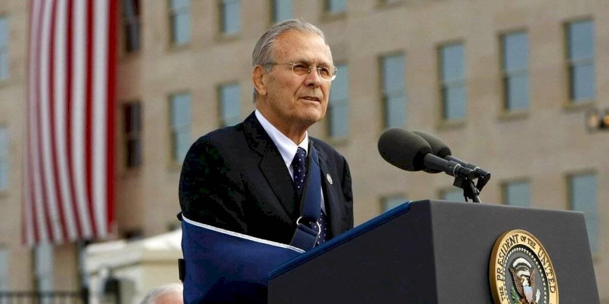 Fallece el exsecretario de Defensa de Estados Unidos Donald Rumsfeld