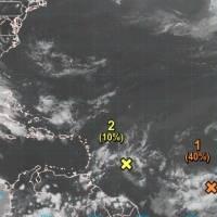 Una onda tropical pasará esta noche al sur de Puerto Rico