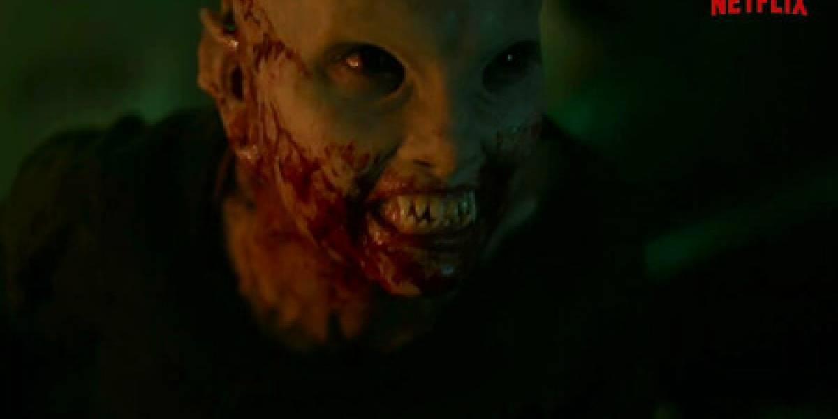 """""""Cielo rojo sangre"""" en Netflix: una película alemana de vampiros que promete"""