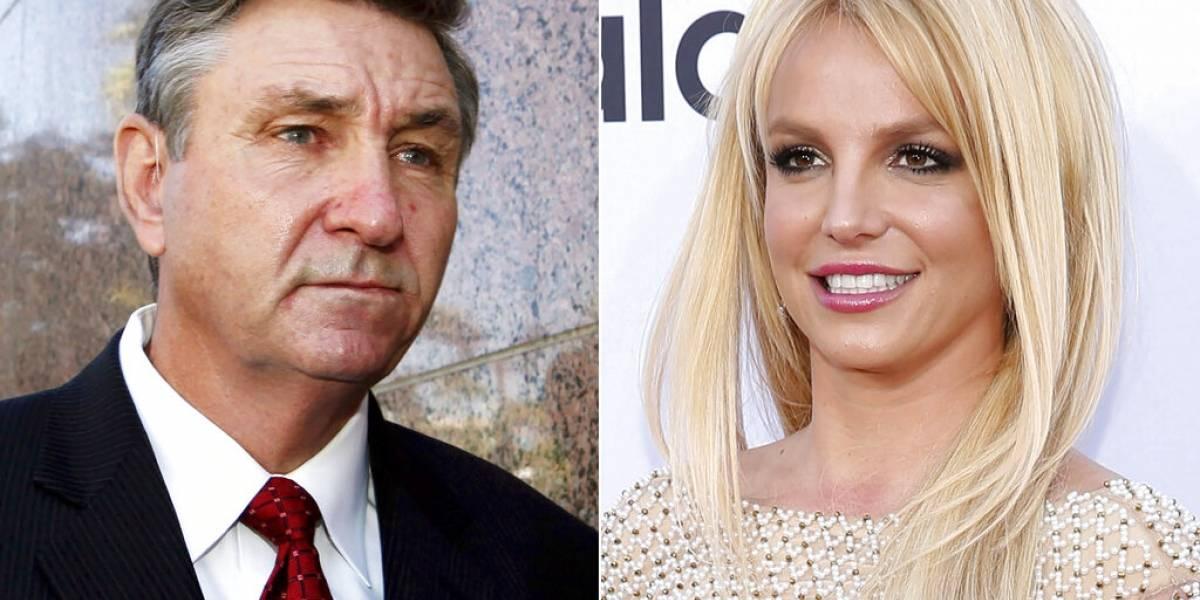 Britney Spears pierde batalla en tribunales: padre seguirá siendo su tutor