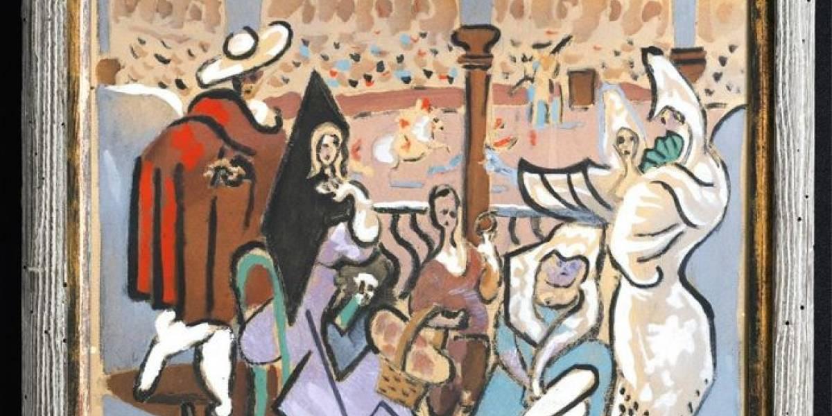Venden en $150 mil cuadro de Picasso que estuvo 50 años en un armario