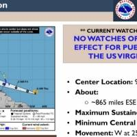 No hay vigilancias ni avisos al momento para Puerto Rico por la tormenta Elsa